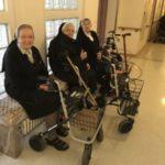 Warten müssen Pflegestation St. Clara