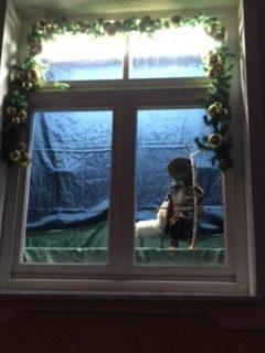 Adventfenster 1
